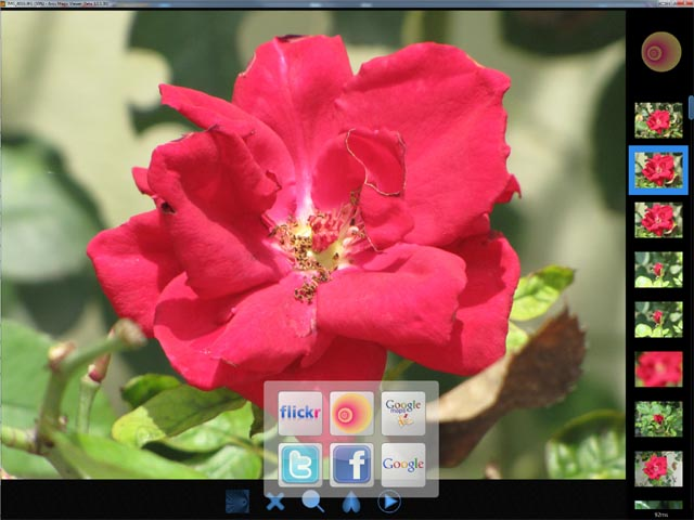 Click to view Aros Magic Viewer 2.0 screenshot